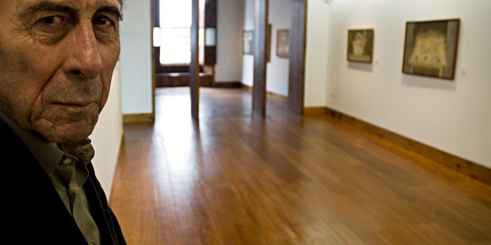 Cristino de Vera visita su Fundación