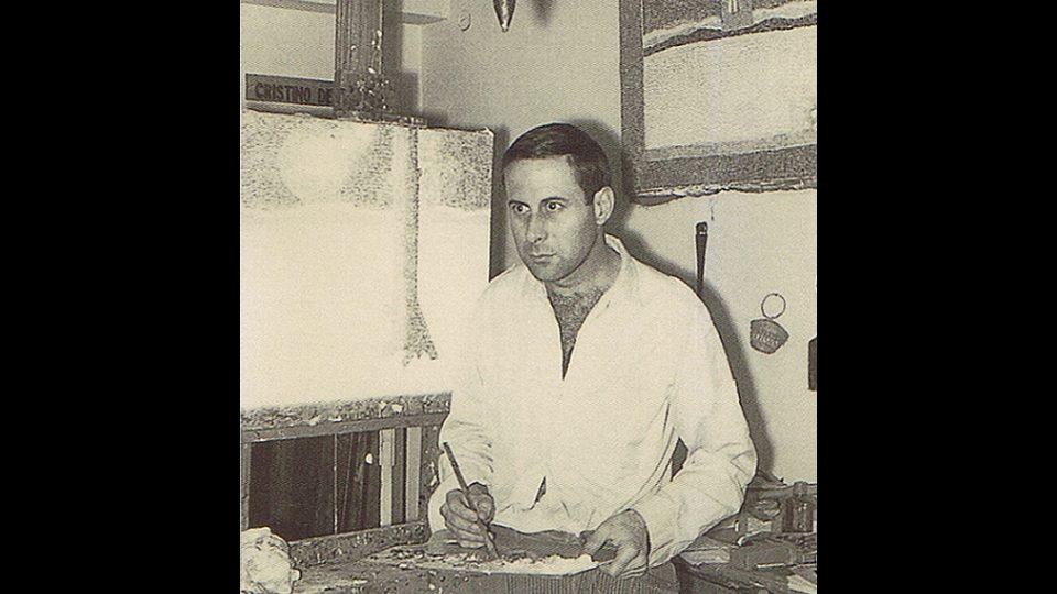El pintor en su estudio