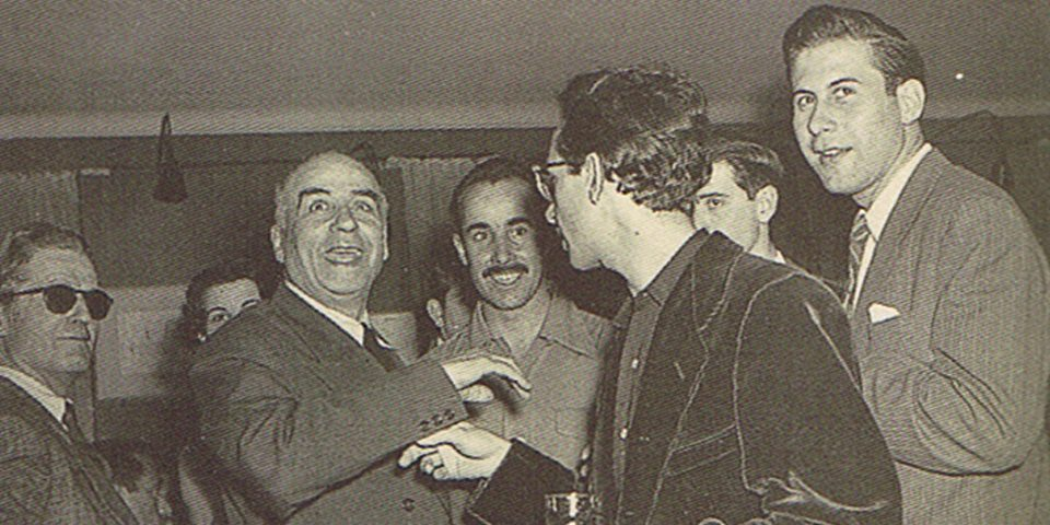 Vázquez Díaz, César Manrique, Luís Feito y Cristino de Vera